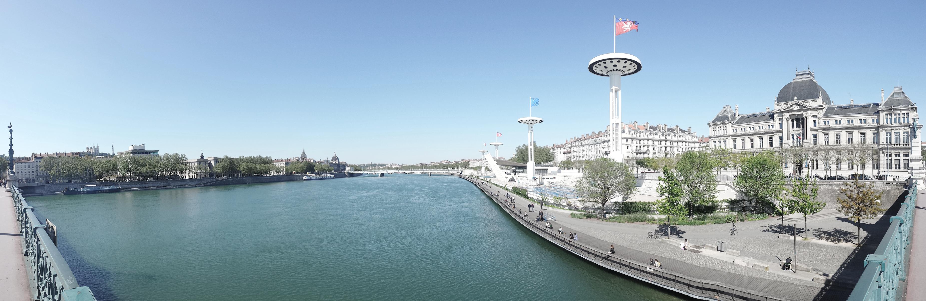 Découvertes Lifestyle Lyon Quai de Rhône