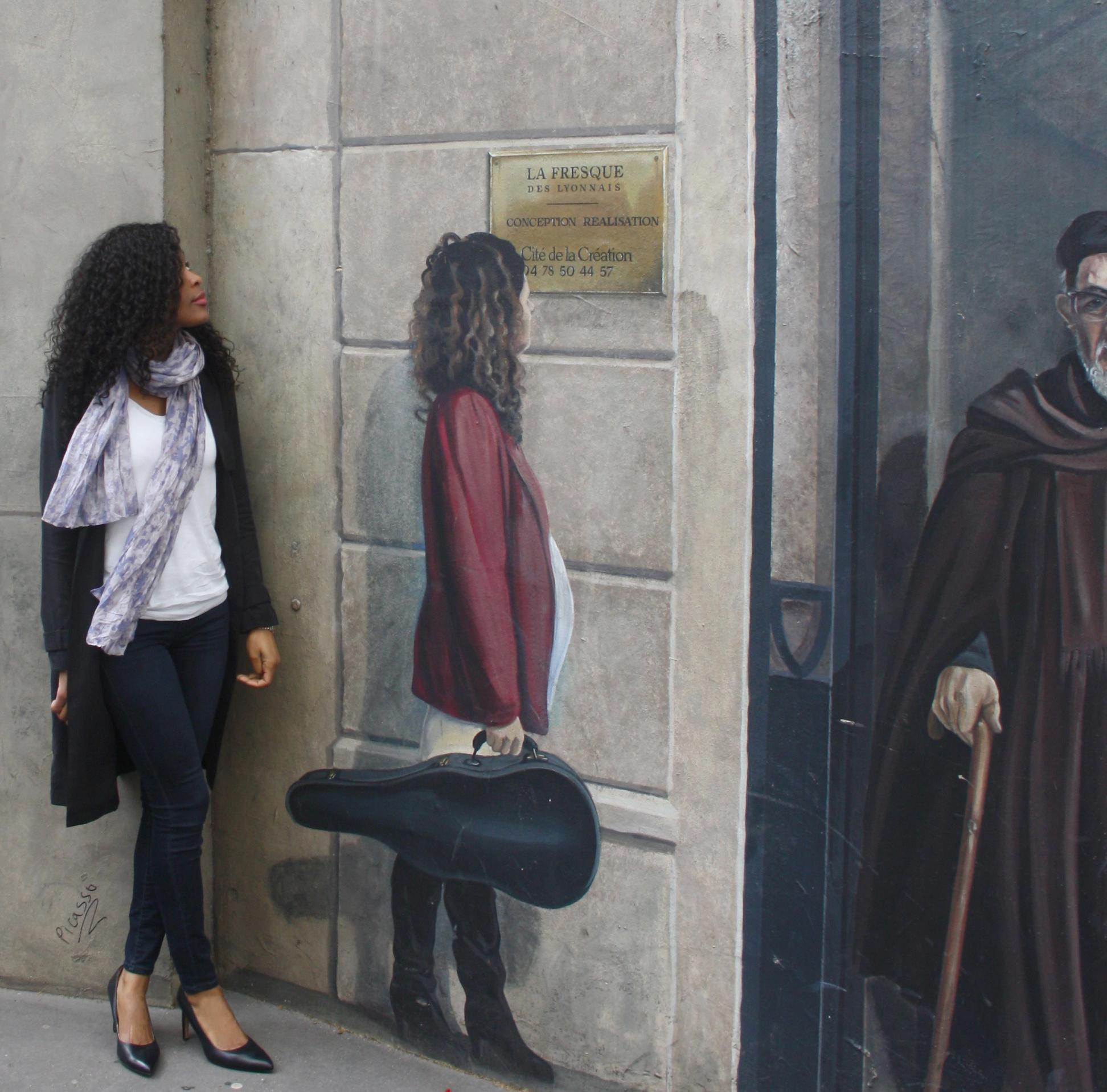 Découvertes Lifestyle La Fresque des Lyonnais
