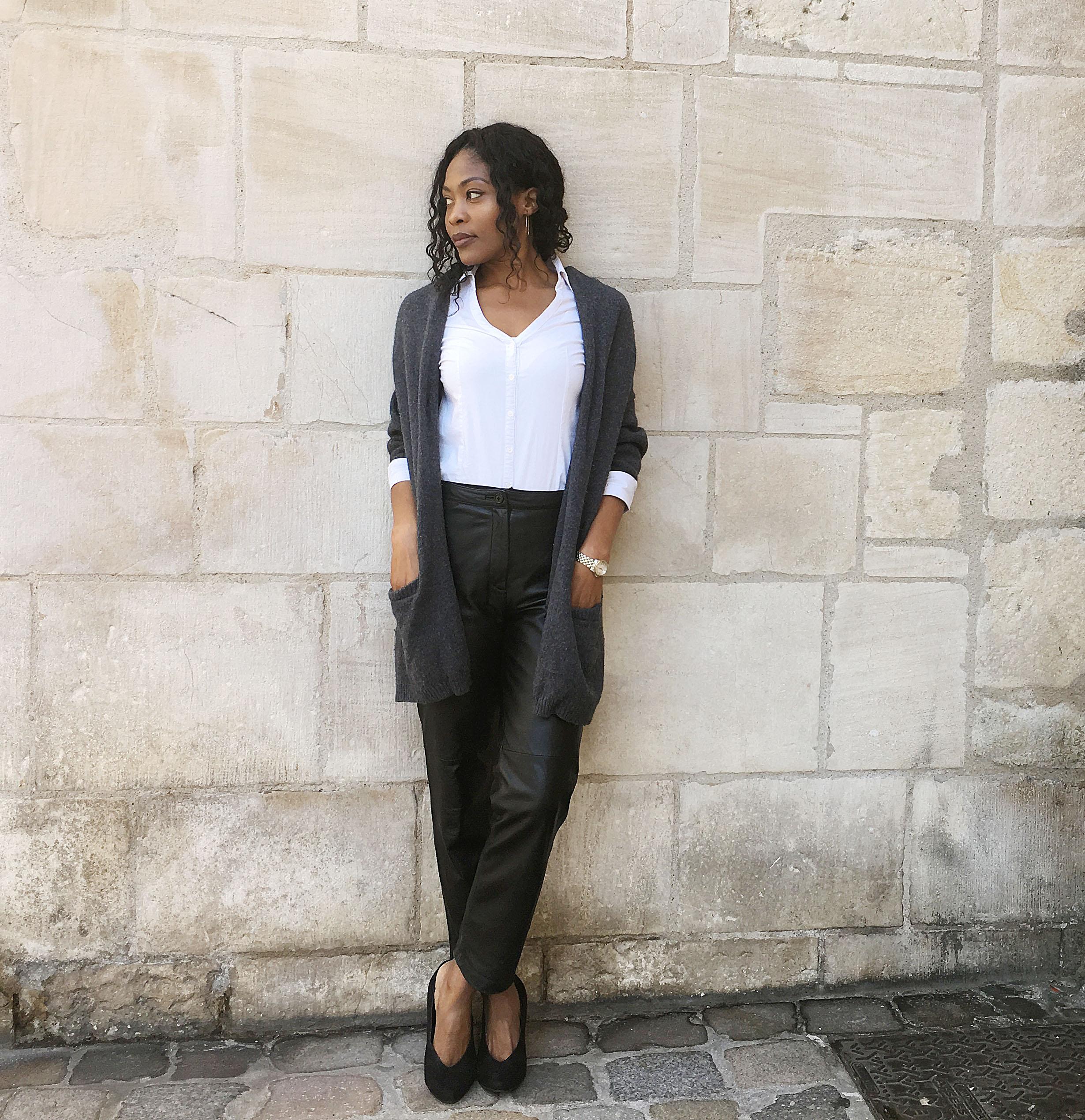 Tenue classique décontractée, look working-girl,