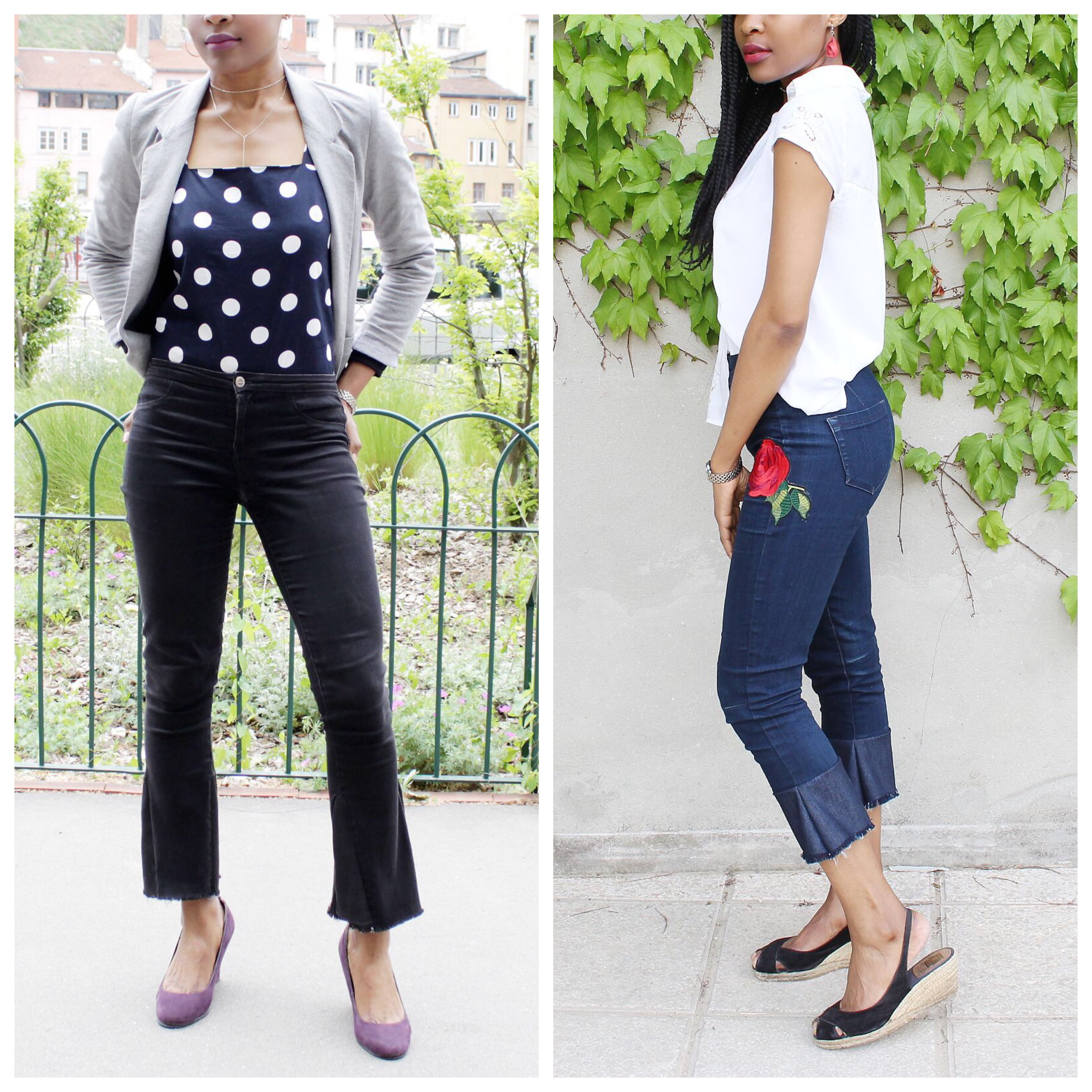 Jeans Flare DIY