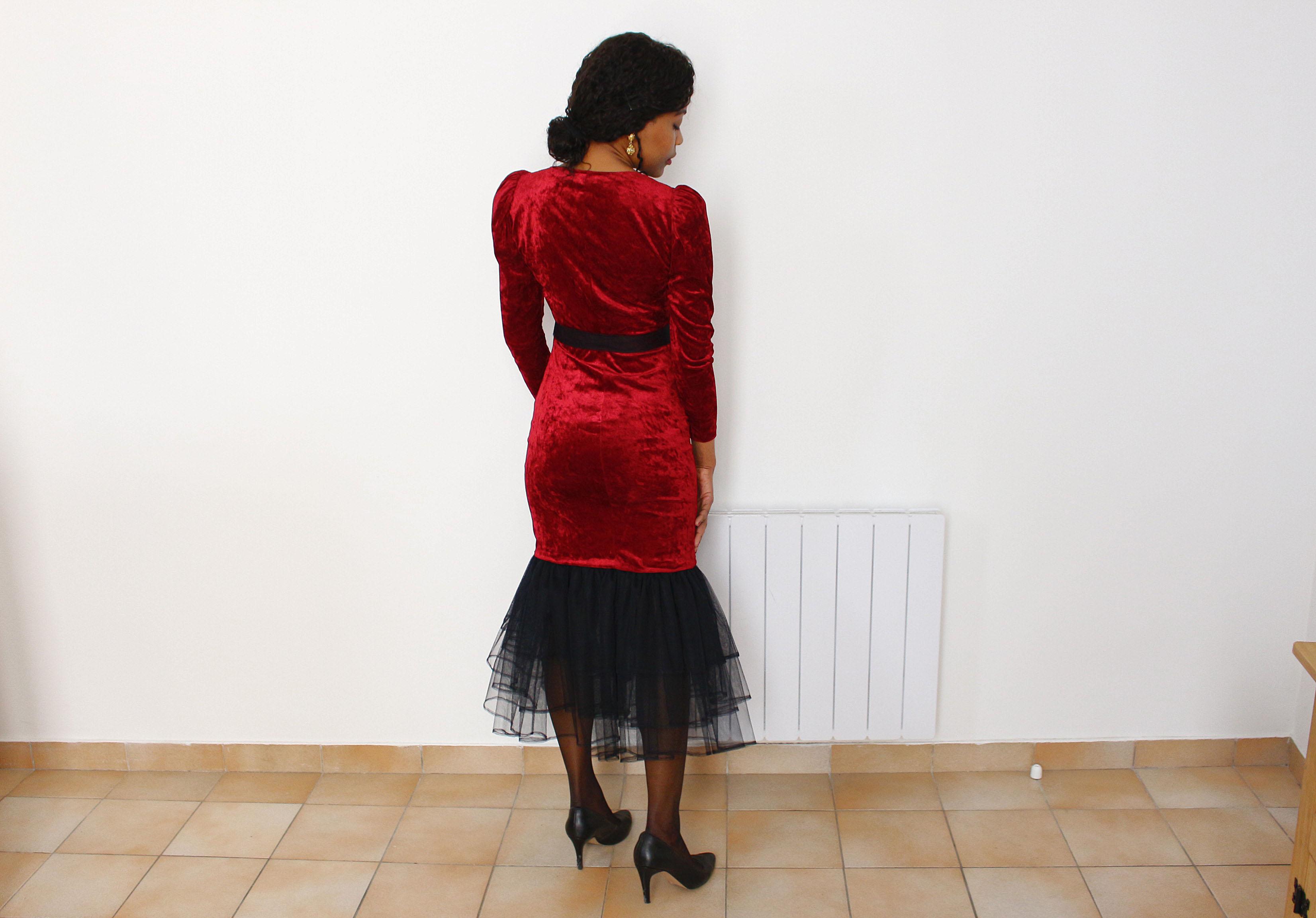 DIY Robe de Soirée