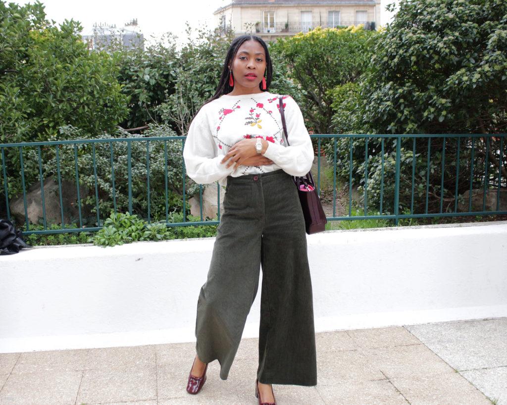Pantalon Extra Large DIY