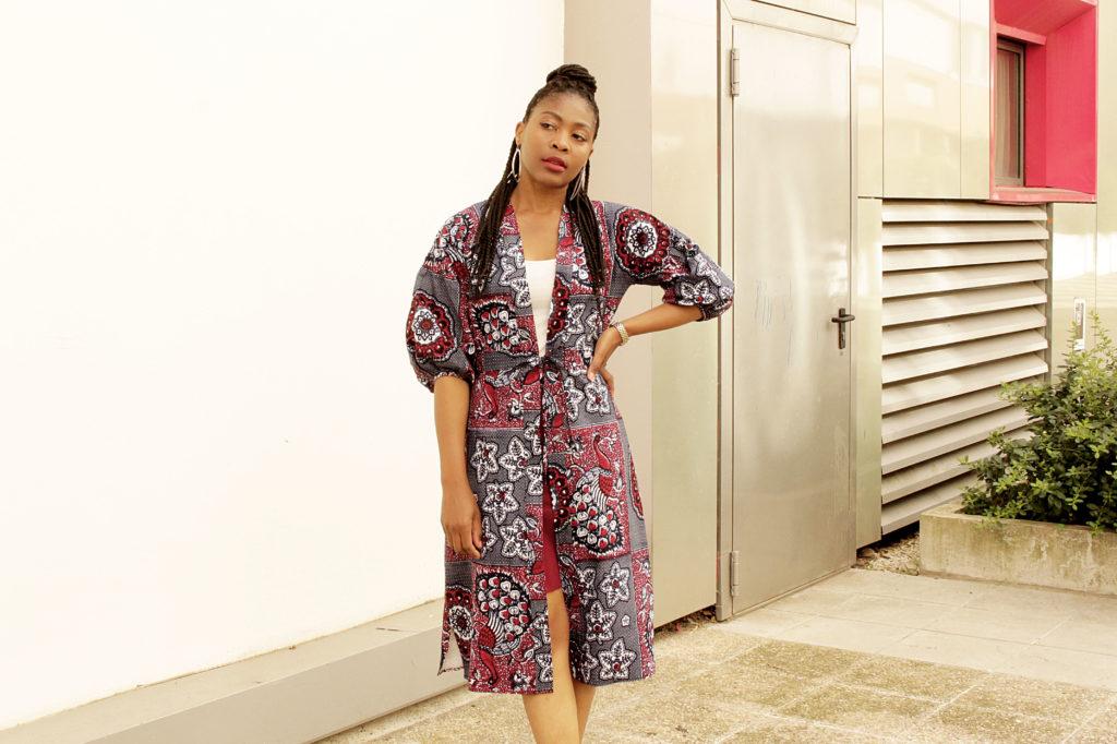 DIY Kimono Ajusté