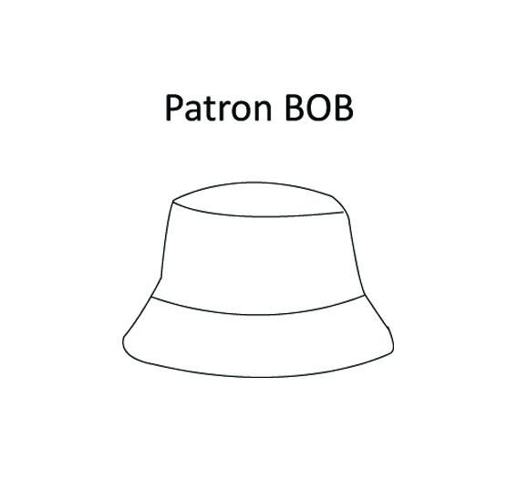 Patron BOB DIY
